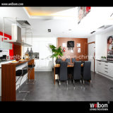 2016 Welbom Best Quality Metallic Kitchen Manufacturer