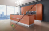 Hot Sale High Glossy Lacquer Kitchen Cabinets (zs-434)