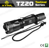 Professional LED Tactical Flashlight for Hunting, Military (XTAR TZ20 U2)