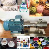 Sanitary Cosmetics Homogenizer Pump Emulsion Pump High Shear Pump
