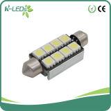 Canbus LED 42mm 8SMD5050 LED Auto Lights