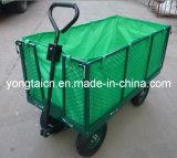 Nylon Liner Garden Mesh Cart (1000LBS)