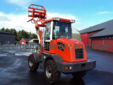 ER12 Multi-Function Wheel Loader With Pallet Forks