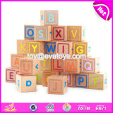 New Style 26 PCS Wooden Toy Building Blocks for Kids Education W13A138