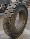 6.00-9 7.00-12 Solid Tire Black Color with ISO