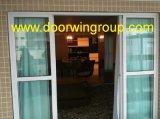 Non-Thermal Break Aluminium Sliding Glass Door for Brazil Building