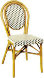 Outdoor Furniture/Garden Chair/Bamboo Look Aluminum Chair/Textilene Chair