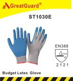 Budget Glass Gripper Latex Glove