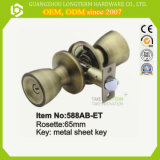 Gate Exterior Combination Deadbolt Locks with Handle