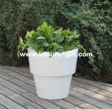 Fo-285 Fiberglass Flower Pots for Home Decorate
