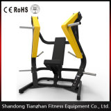 Plate Loaded Gym Fitness Equipment / Tz-6060 Wide Chest Press for Sale / Hammer Strength Equipment