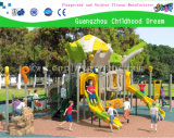 2013 New Sea Jinn Outdoor School Plastic Playground Equipment