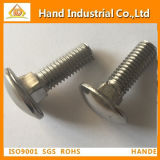 Stainless Steel 316 Square Neck Carriage Bolts