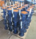 Flanged Welding Ball Valve (YH-FV-2)