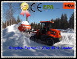 Everun CE Approved Machinery 1.2ton Small Shovel Loader