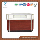 Jewelry Showcase and Retail Display with Storage Cabinet
