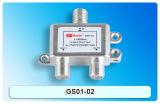 2-Way Sat/CATV Splitter with CE Certification