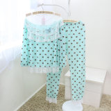 Printed Sleepwear Set for Ladies (OEM)