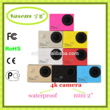Uhd Colorful Action Camera with Multi-Function