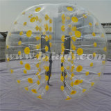 Kids Inflatable Buddy Bumper Ball, Human Bubble Ball D5055