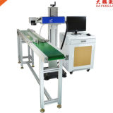 High Speed Automatic Fiber/CO2/UV/Ep Type Laser Marking Machine
