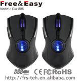 Ergonomic LED Backlit 6D USB Wired Optical Scroll Mouse