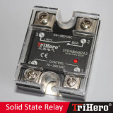 80A AC/AC Single Phase Solid State Relay SSR