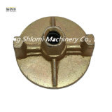 Cold Rolled Construction Formwork Tie Rod Nut / Wing Nut