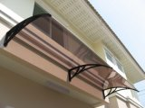 Polycarbonate Outdoor Furniture/Awnings/Canopy /Sunshade/ Canvas for Windows& Doors (D2000A-L)