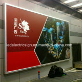 Airport Advertising LED Snap Frame Light Box