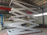 Vehicle Vertical Hydraulic Elevator Platform Car Lift Scissor