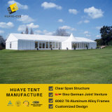 15X30m a Frame Aluminum Tent with ABS Hard Walls & Glass Walls for Outdoor Event (HAF 15M)