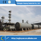 Continous machinery for Refining Waste Plastic Oil of Good Quality