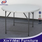 Folding in Half Piece Plastic Folding Used Round Banquet Tables