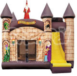 Wizard Castle 4in1 Inflatable Bouncer Combo