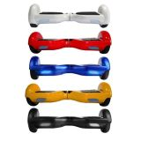 China Manufacturer 6.5 Inch Mini Smart Electric Hover Board E Scooter Two Wheel Electric Self Balancing Skateboard