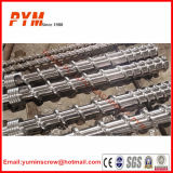 Good Plasticity Plastic Extruder Screw and Barrel