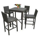 Commercial Garden Furniture Rattan Wicker Bar Sets (BF-1006)