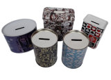 Metal Coin Boxes China Manufacturer