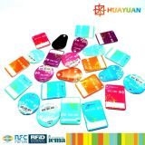 Custom Ntag203 Epoxy Nfc Tags Epoxy Surface for Promotion
