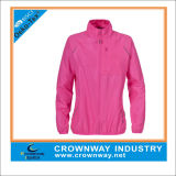 Waterproof Outdoor Running Custom Jacket for Women