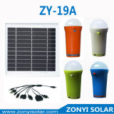 3W LED Solar Torch with Mobile Charger (solar camping light)