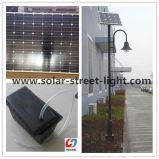 15W 4m Solar Power Garden Light for Outdoor Lighting