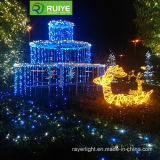 LED Curtains Lights Weding Garden Decoration