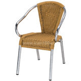 Patio Aluminum Wicker Chair (DC-06217)