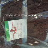 Deep Stretched Brown Nylon Multifilament Fishing Net for Italia 210d/30