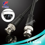 BNC Male to Male Coaxial Video Cable for CCTV Camera
