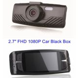 "Cheap 2.7"" Dash Camcorder with G-Sensor, Night Vision, Full HD1080p Camera"