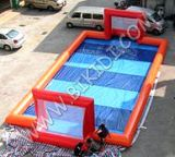 Large Inflatable Swimming Pool for Water Balls/ Roller Balls Soap Football Patch Pool D2043