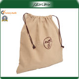 Promotionnal Cotton Drawstring Shopping Bag